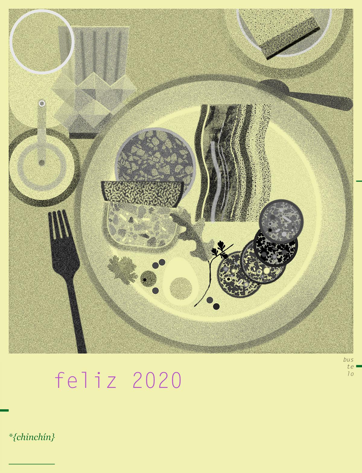 Happy New Year   Ana Bustelo