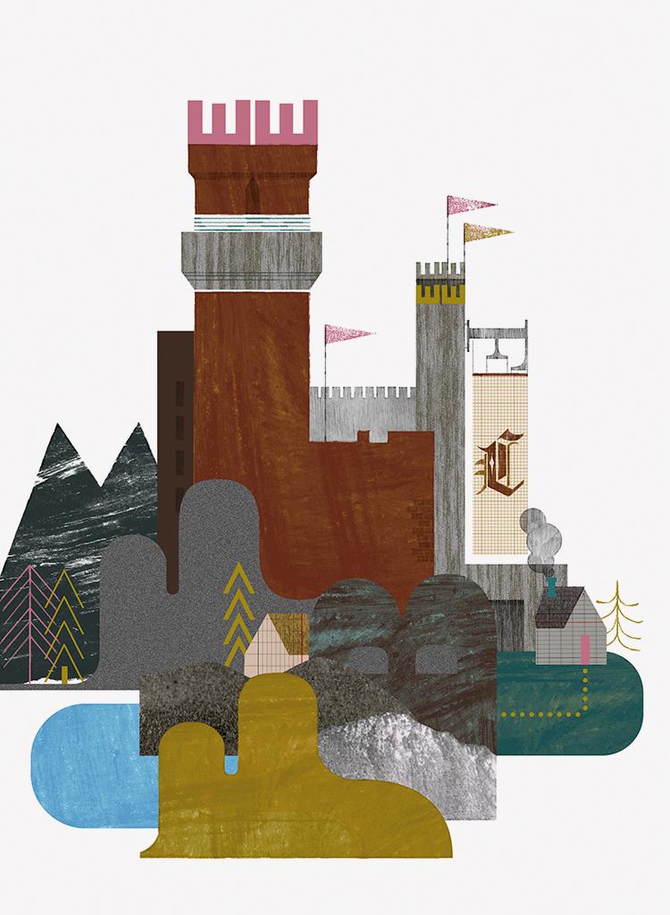 Ana Bustelo | Camelot | Territorios Míticos