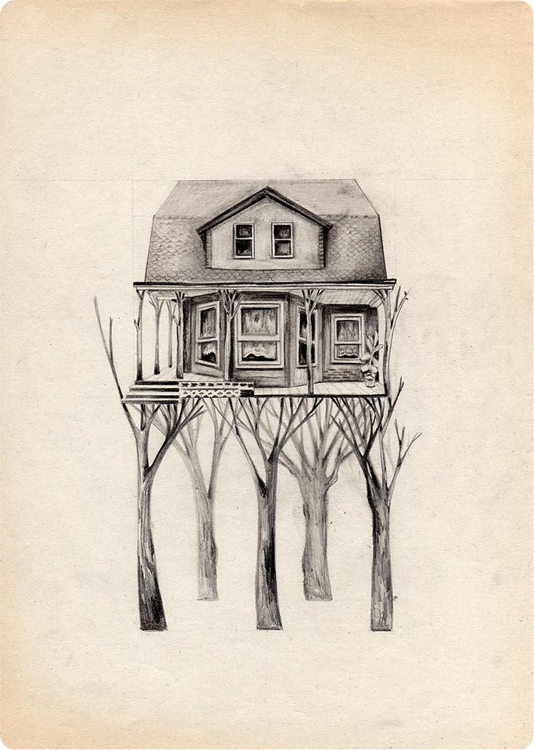 Casa árbol IV