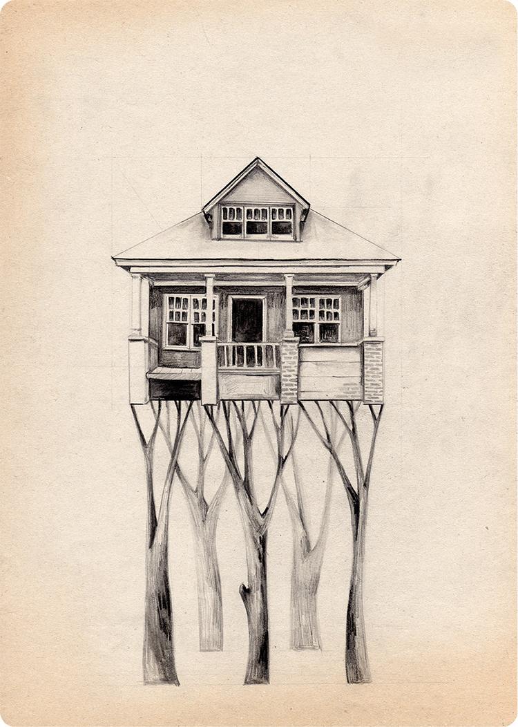 Casa árbol II