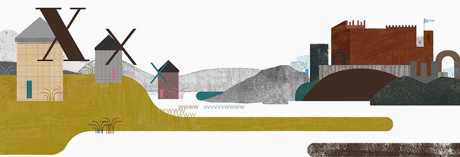 Ana Bustelo | Don Quijote | Territorios Míticos