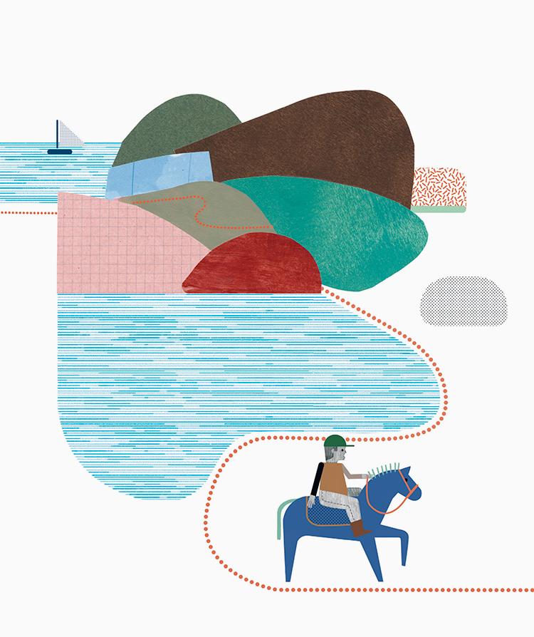 Ana Bustelo | Camí de Cavalls | 2017
