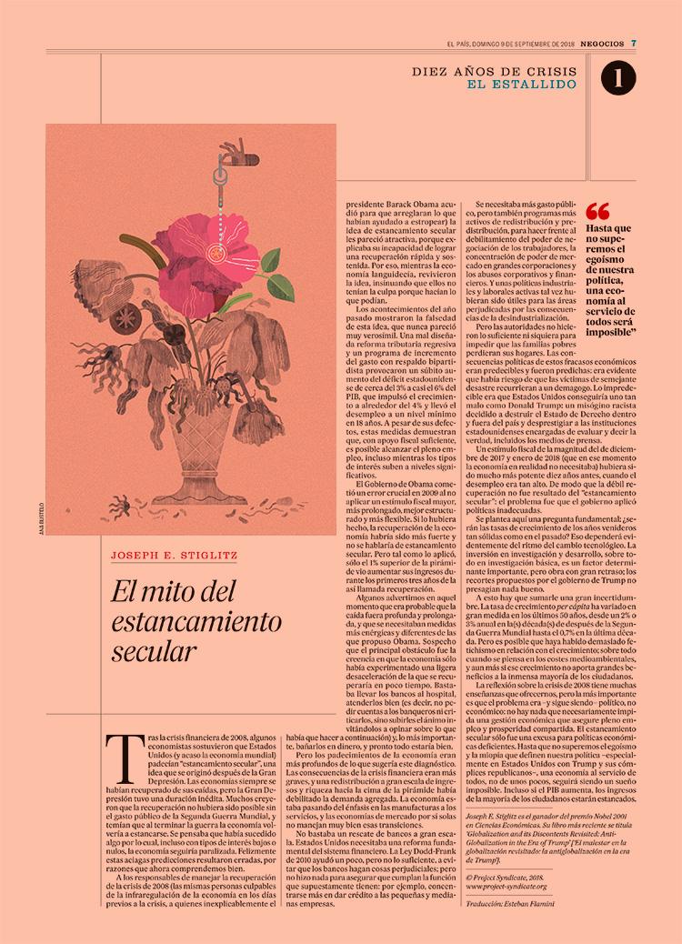 Ana Bustelo | El País Negocios