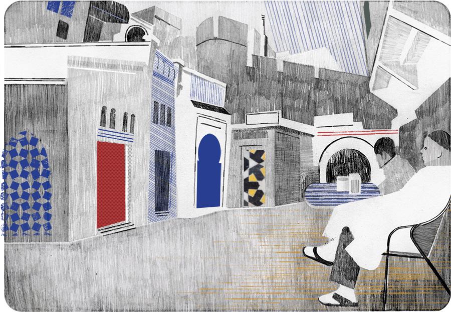 Ana Bustelo | Cienmatheque Tanger
